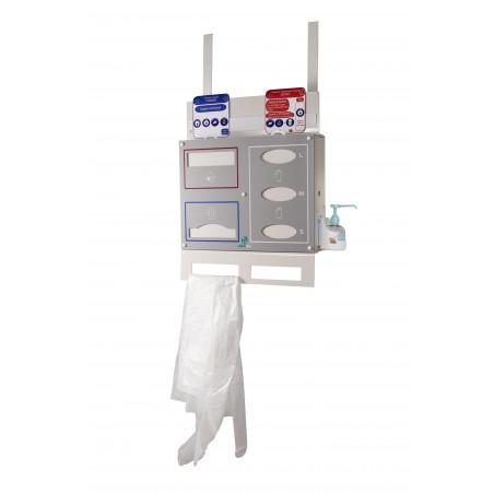 MODELE ESSENTIA présenté avec Magnets et bretelles (tiroirs fermés)