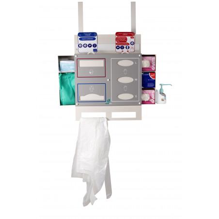 MODELE ESSENTIA présenté avec Magnets et bretelles (tiroirs ouverts)